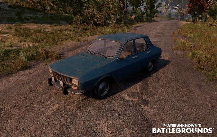 Dacia PUBG